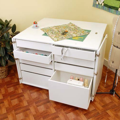 Dingo Cutting Amp Storage Cabinet Arrow Sewing Cabinets